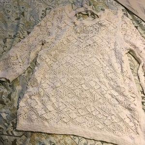 Women's Lauren Conrad Sweater Size Large